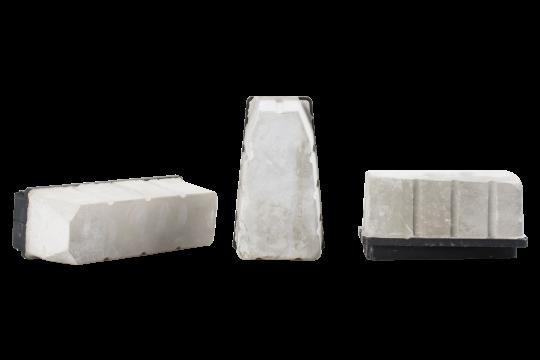 magnesite e velox granito